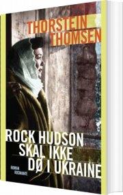 rock hudson skal ikke dø i ukraine - bog