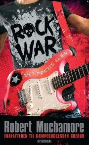 rock war 1 - det første slag - bog