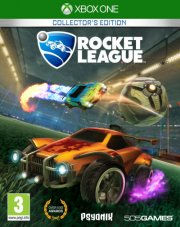 rocket league - collector's edition - xbox one