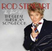rod stewart - best of the great american songbook - cd