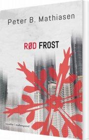rød frost - bog