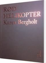 rød helikopter - bog