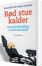 rød stue kalder - bog