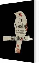 rødhals - bog