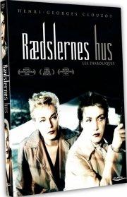 rædslernes hus - DVD