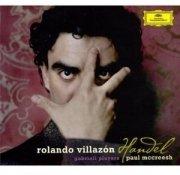 rolando villazón - handel: arias limited edition  - + DVD