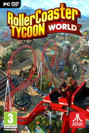 rollercoaster tycoon world - PC