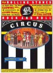 rolling stones - rock and roll circus - DVD