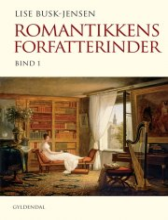 romantikkens forfatterinder - bog