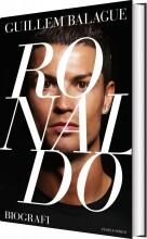 christiano ronaldo biografi - bog