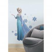 disney frost elsa wallstickers / wallsticker - roommates - Til Boligen