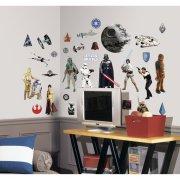 star wars wallsticker - roommates - Til Boligen