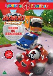 rorri racerbil - rorri og rekorden - DVD