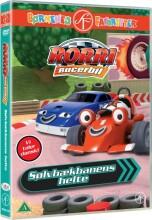 rorri racerbil - sølvbækbanenshelte - DVD