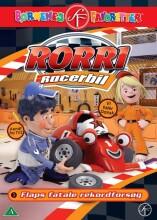 rorri racerbil - flaps fatale rekordforsøg - DVD