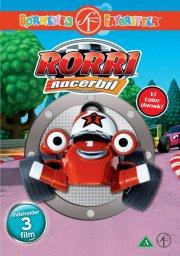 rorri racerbil - boks - DVD