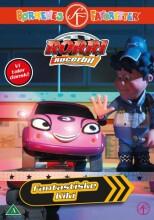 rorri racerbil - fantastiske kiki - DVD