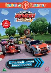 rorri racerbil - ude godt men bane bedst - DVD
