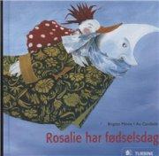 rosalie har fødselsdag - bog