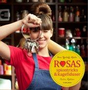 rosas spionkagebog - 22 opskrifter fra rouladegade - bog