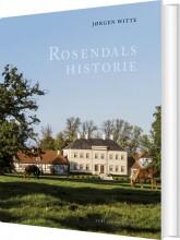 rosendals historie - bog