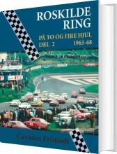 roskilde ring 1963-68 - bog