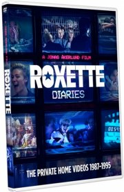 roxette diaries - the private home videos 1987-1995 - DVD
