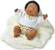 rubens barn dukke / rubens baby - nora - Dukker