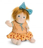 rubens barn dukke - little anna - party collection - Dukker