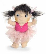 rubens barn dukke - mini ballerina bella - Dukker