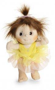 rubens barn dukke - mini ballerina lilly - Dukker
