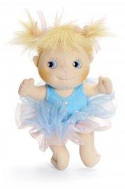 rubens barn dukke - mini ballerina sara - Dukker