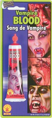 teaterblod / falsk blod - udklædning tilbehør - Udklædning