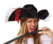 pirat udklædning hat - udklædning tilbehør - Udklædning Til Voksne
