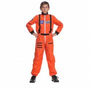 rubies astronaut kostume - small - Udklædning