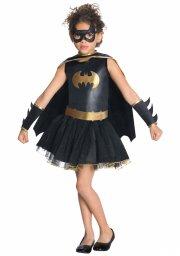 rubies batgirl kostume - 3-4 år - Udklædning