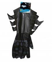 rubies - batman børne handsker (30741) - Udklædning