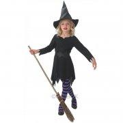 rubies hekse kostume til børn - small - Udklædning