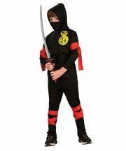 ninja kostume - rubies - small - Udklædning