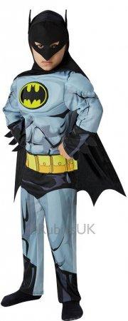rubies batman kostume - medium - Udklædning