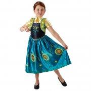 rubies anna kjole / kostume - large - Udklædning