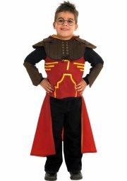 rubies harry potter kostume - quidditch uniform - medium - Udklædning