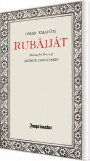 rubâijât - oversat af arthur christensen - bog