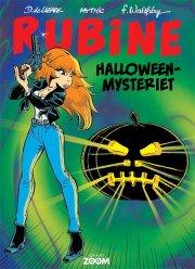 rubine: halloween-mysteriet - bog