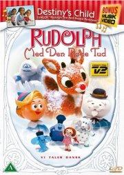 rudolf med den røde tud - DVD