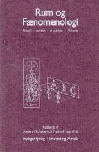 rum og fænomenologi - bog