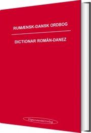 rumænsk-dansk ordbog - bog