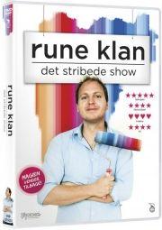 rune klan - det stribede show - DVD