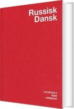 russisk-dansk ordbog - bog