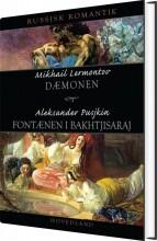 russisk romantik - bog